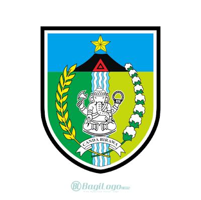 Kabupaten Kediri Logo Vector