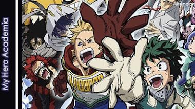 Reseña Anime: Boku no Hero Academia