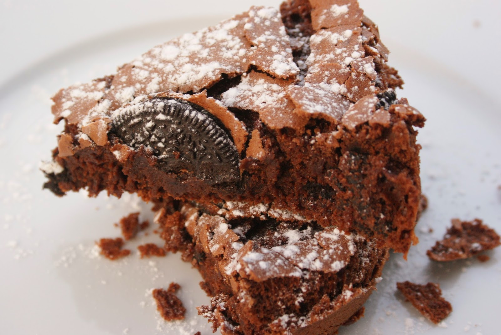 Canal Cocina Lorraine Pascale Brownie Con Galletas Oreo - Paperblog