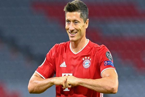 Zehn Tore in fünf Spielen: Neuer Bundesliga-Rekord für Lewandowski