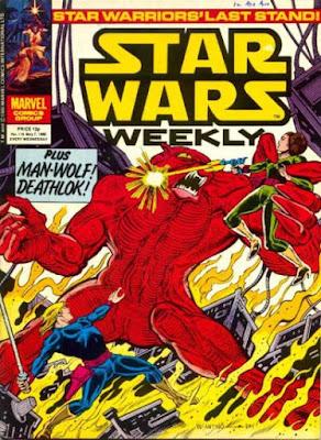 Star Wars Weekly #115