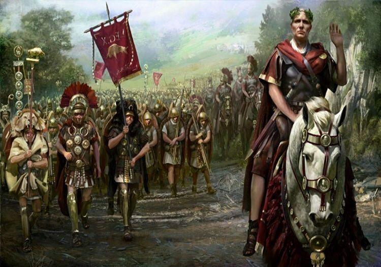 80 bin kişiden oluşan dev Roma ordusu, Hannibal'ı bulup yok etmekle görevlendirilmişti.