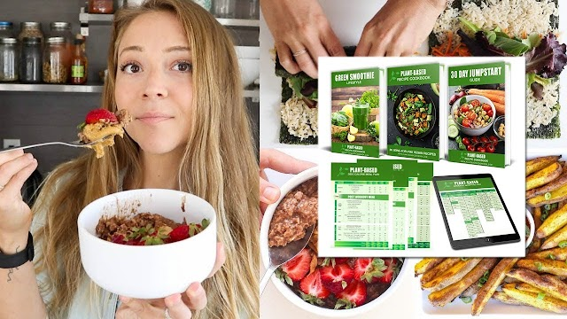 The Plant Based Recipe Cookbook Review