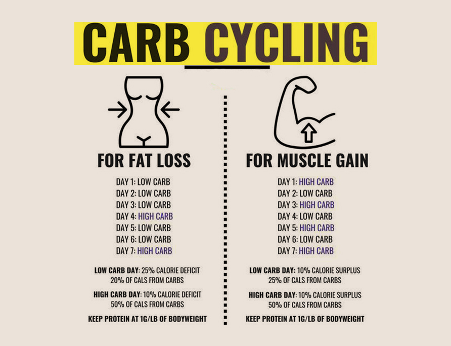 What is Carb Cycling? - THE SOURCE FOR TECH BUYING ADVICE