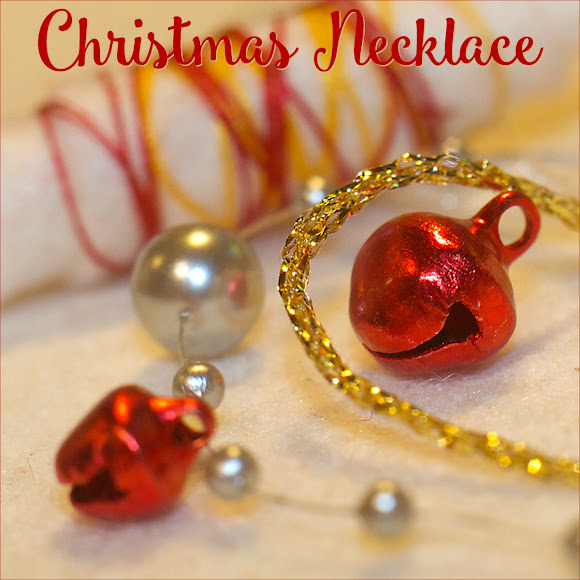 Christmas Necklace for Kids