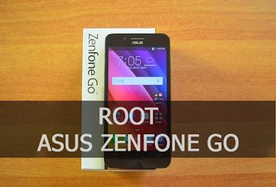 download Tutorial Cara Root dan Install TWRP Asus Zenfone Go Lengkap