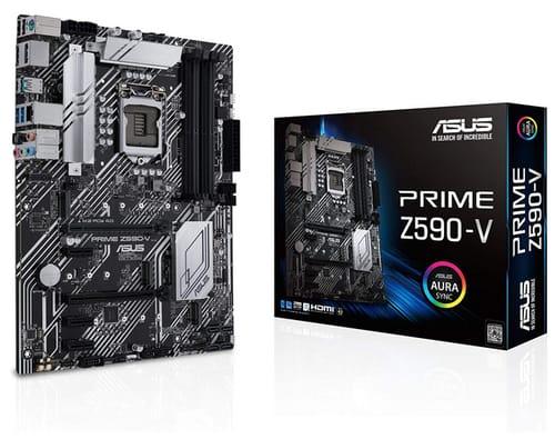 ASUS Prime Z590-V LGA 1200 ATX Motherboard