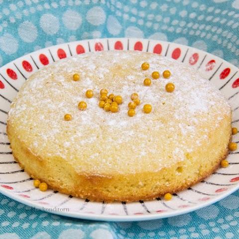 Orange-Almond Cake