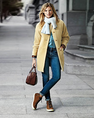 Outfits casuales de TRABAJO para INVIERNO tumblr de moda