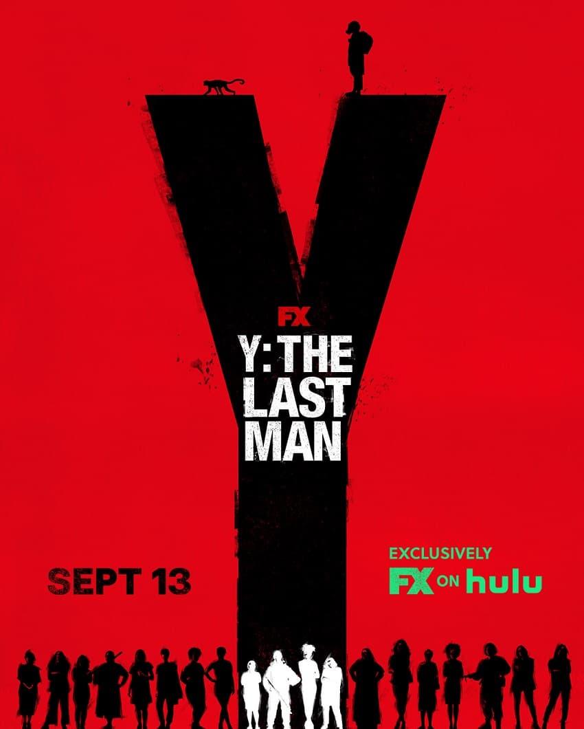 FX и Hulu показали трейлер сериала «Y. Последний мужчина» по комиксу Vertigo - Постер