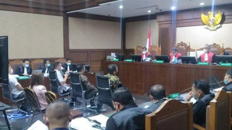 Kasus Korupsi Bansos COVID-19, Perusahaan Kembalikan Rp1,6 M ke Negara