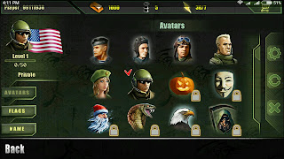 Game Android Strategi Perang