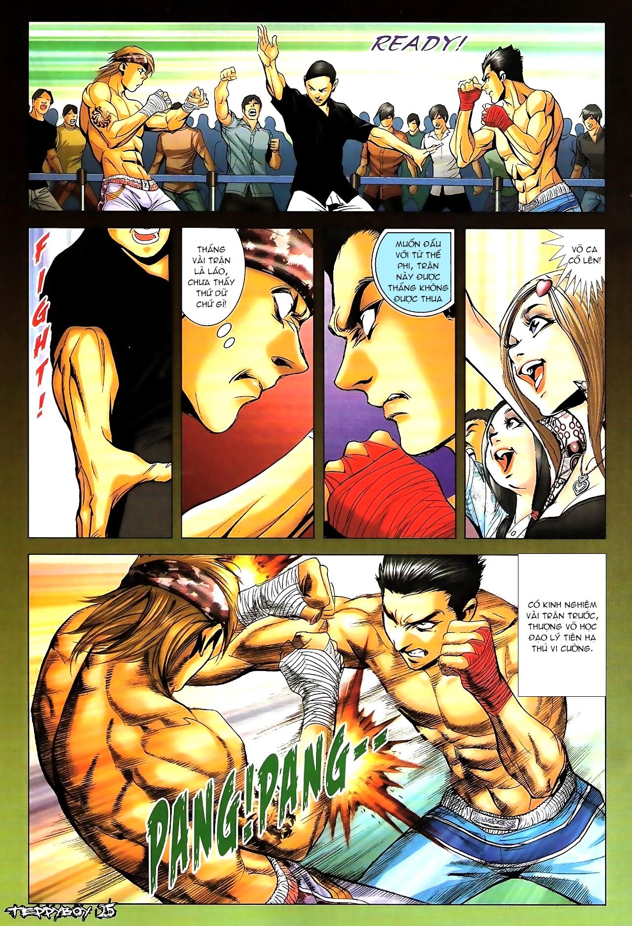 Người Trong Giang Hồ - Chapter 1298: Gục ngã - Pic 20