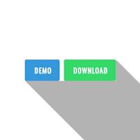 Cara Membuat Tombol Demo dan Download Ringan Responsive di blogger