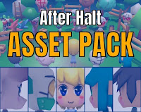 Free Low Poly Asset - After Halt Asset Pack