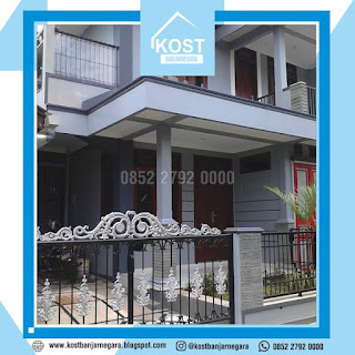 (STRATEGIS) Kost Murah Area Banjarnegara | +62 852-2792-0000