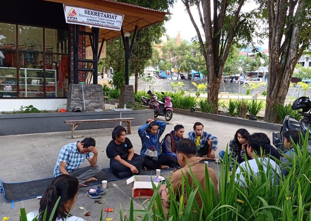Federasi Panjat Tebing Indonesia Gelar Rapat Pelantikan Pengurus di Tana Toraja