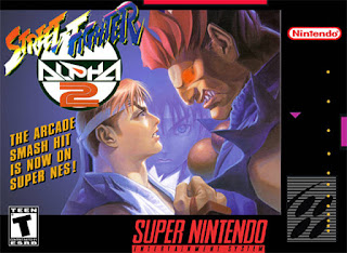 Street Fighter Alpha 2 [ SNES ]