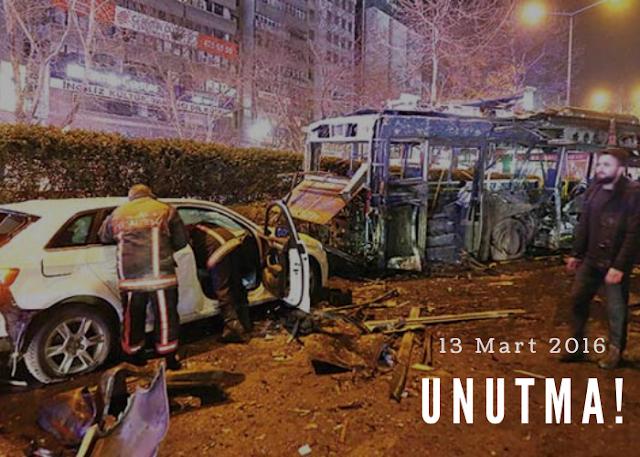 13 Mart 2016 - Ankara Saldırısı