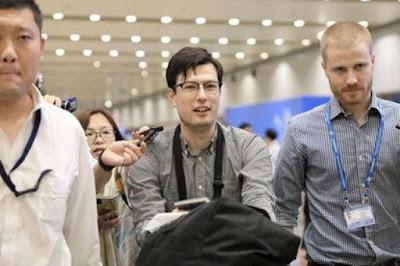 Mahasiswa Australia Dibebaskan dari Penahanan di Korea Utara