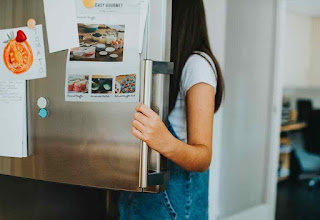 مدة بقاء الطعام في الثلاجة