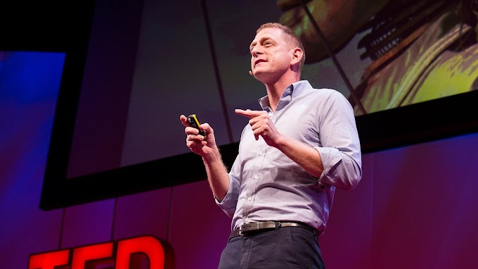 TED Talks: David Binder on The Power of Festivals