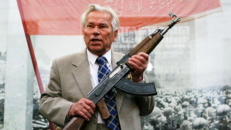 Mikhail Kalashnikov