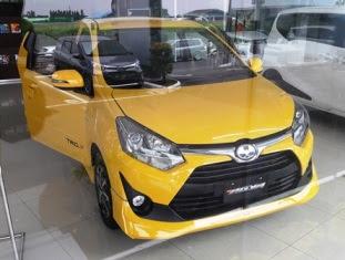 Harga Toyota Agya Terbaru