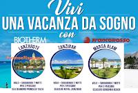 Logo Concorso ''Vinci una vacanza da sogno con Biotherm e Francorosso'' + omaggio sicuro!