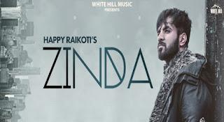 Zinda-song-2019-lyrics