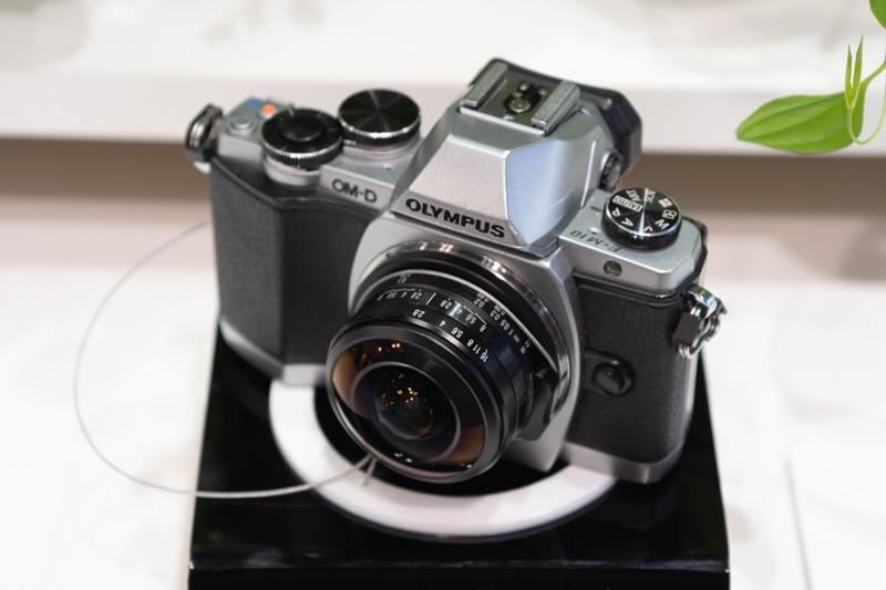 Объектив Laowa 4mm f/2.8