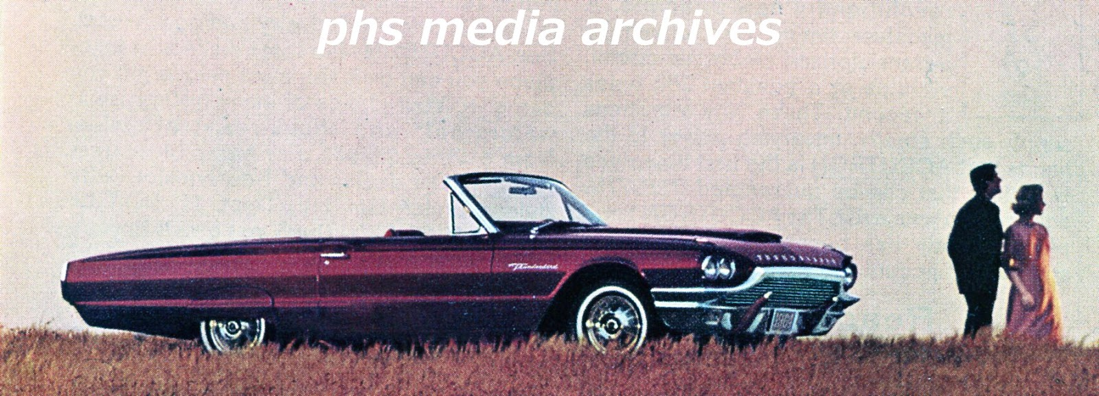 Phscollectorcarworld March 2017 Wiring Diagram For 1963 Ford Thunderbird Convertible Top The Restyle 1964 Was A Wise Move As Sales Went Up