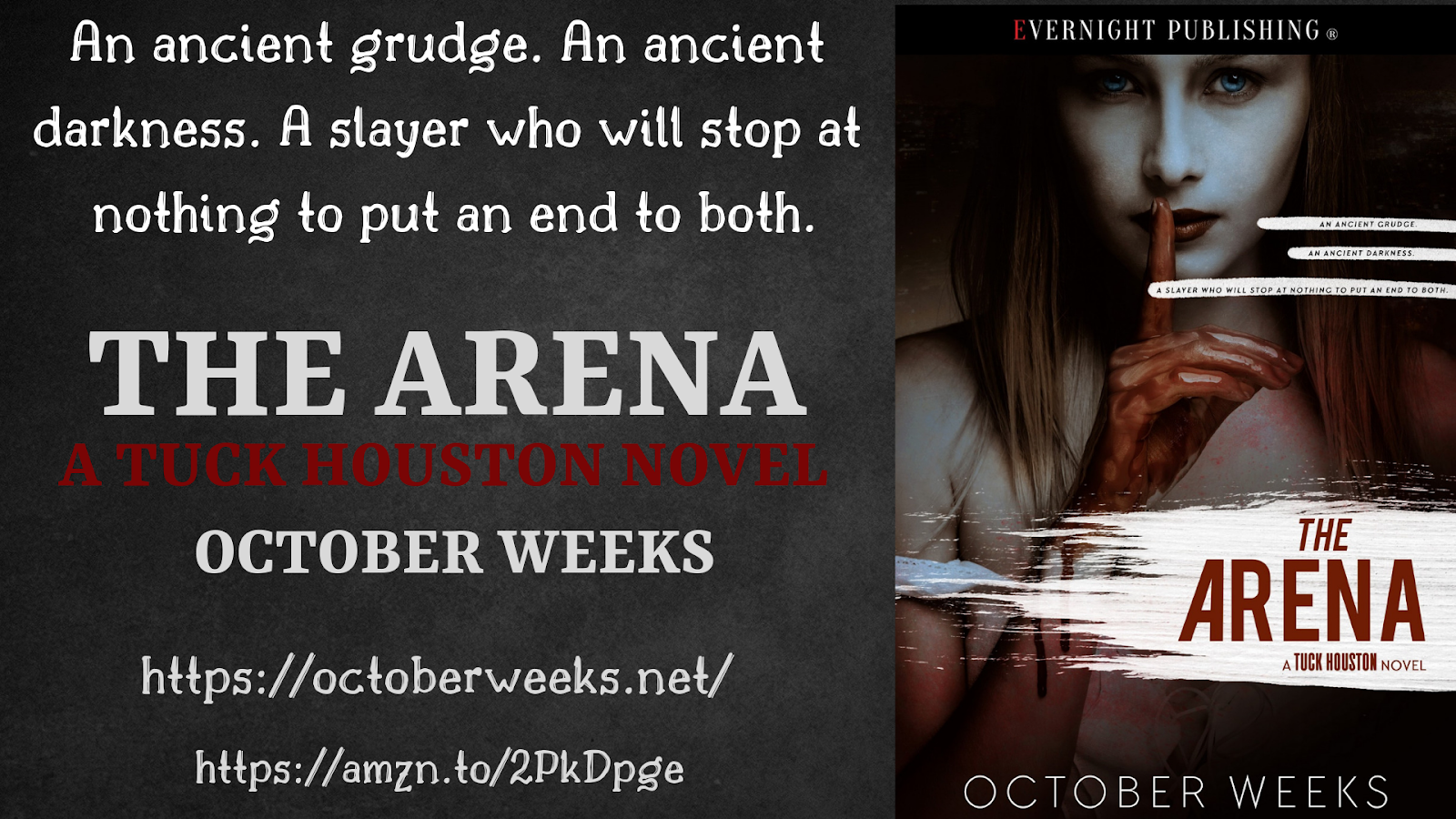 New Release - The Arena