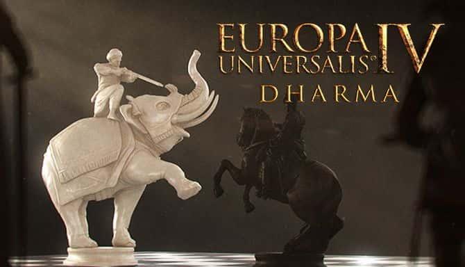 EUROPA UNIVERSALIS IV DHARMA Téléchargement Gratuit