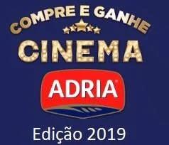 Cadastrar Promoção Cookies Adria 2019 Ganhe Ingresso Cinema