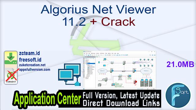 Algorius Net Viewer 11.2 + Crack_ ZcTeam.id