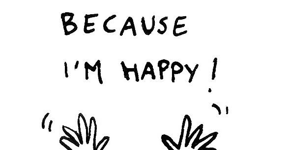 Sketchbook: 365 Songs: 119. Happy