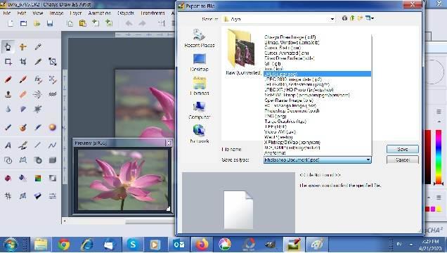 Cara Merubah File CR2 (Canon RAW) Menjadi JPG Dengan Chasys Draw IES
