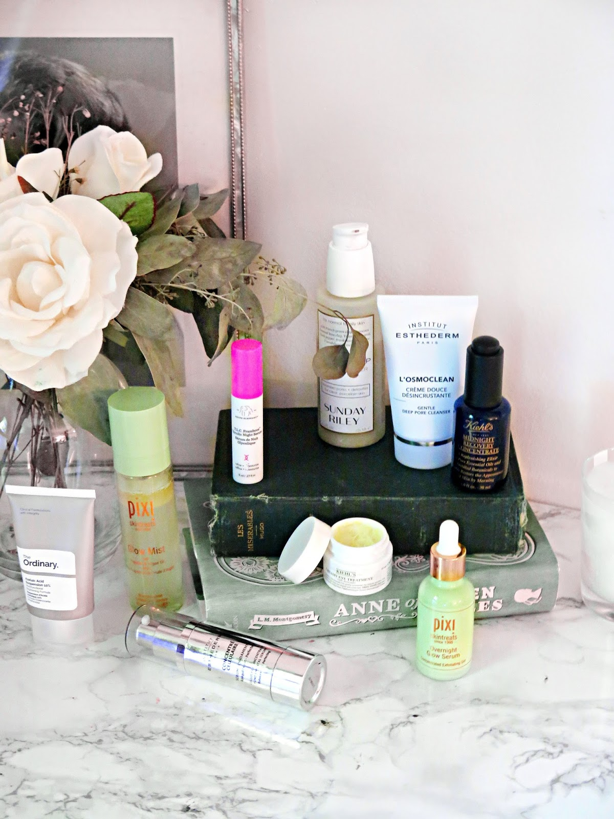 The Skincare Diaries | New Skincare Additions From Kiehls, Pixi Beauty, Institut Esthederm & More! | First Impressions & Favourites | labellesirene.ca