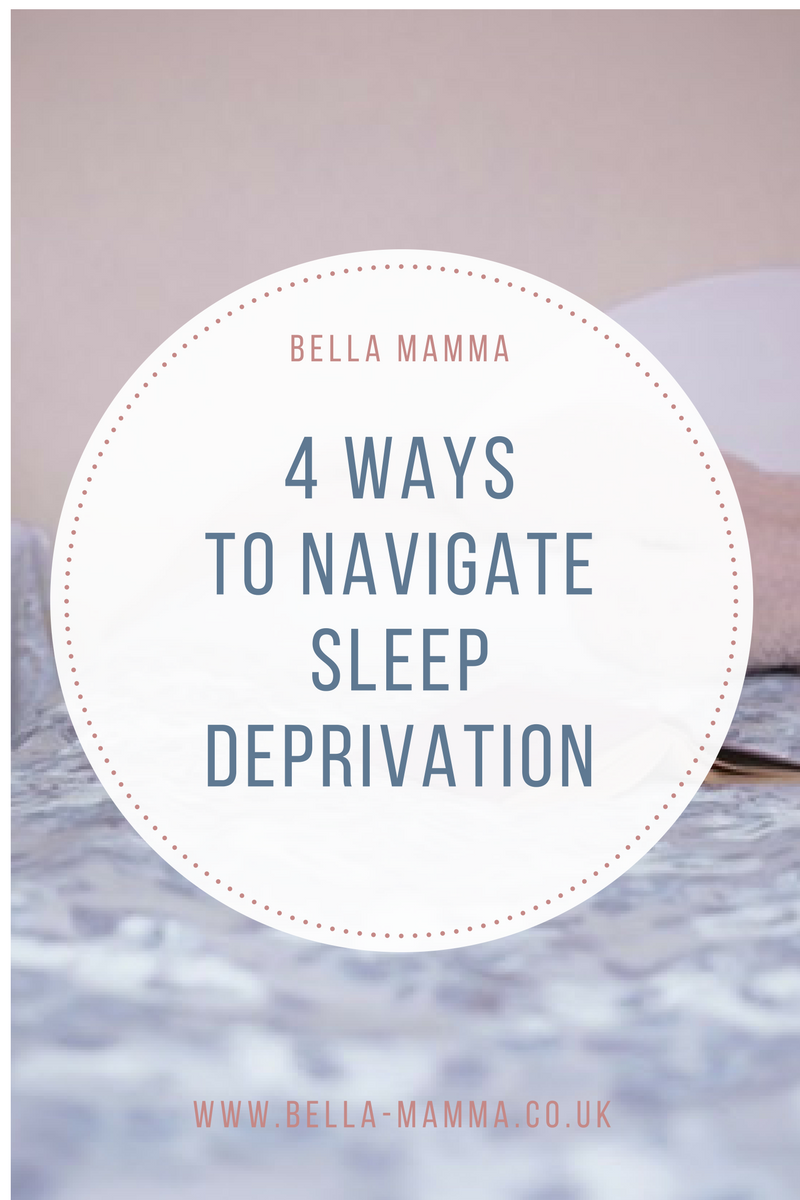new mums sleep deprivation
