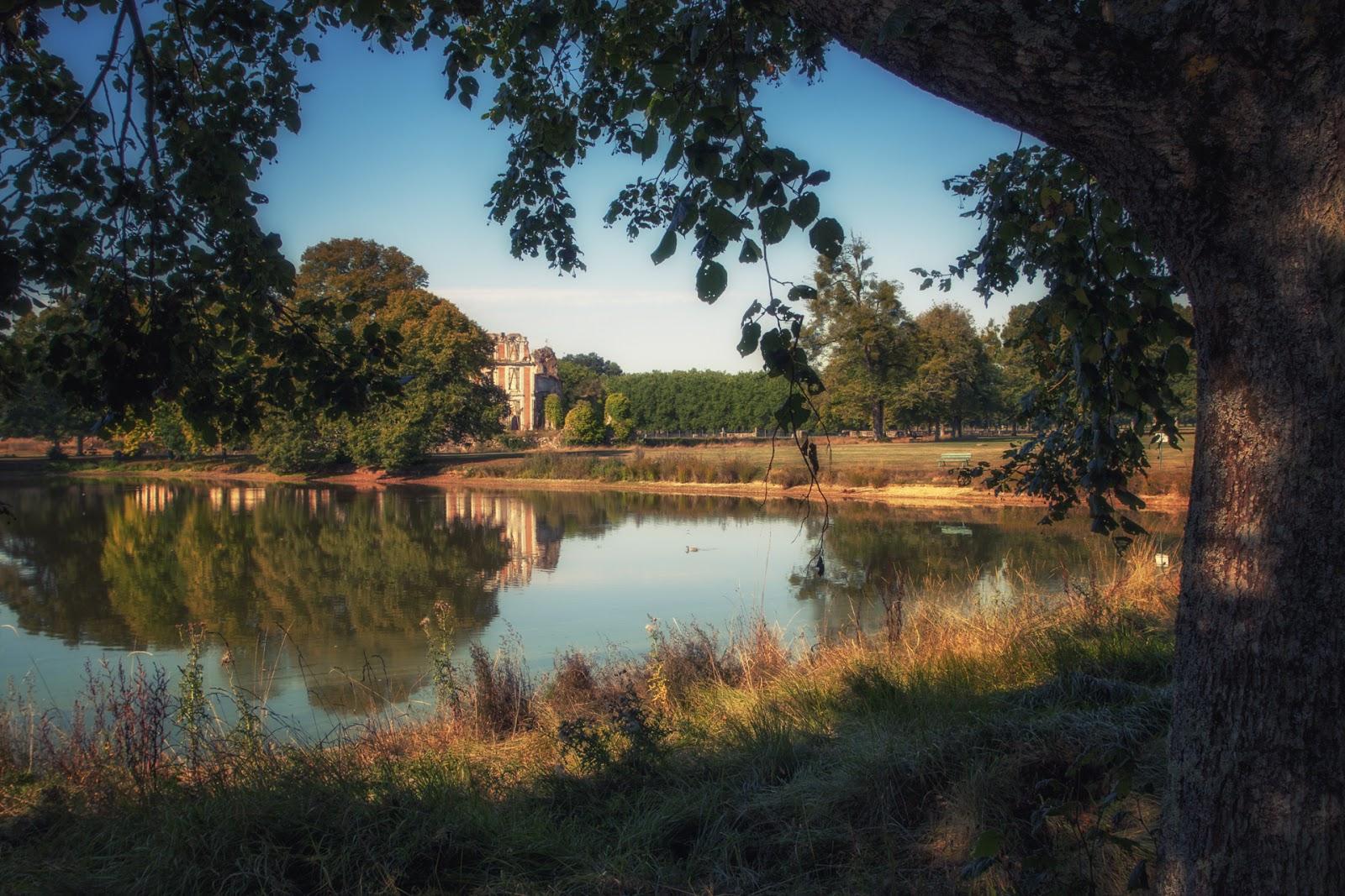 parc du chateau ferte vidame