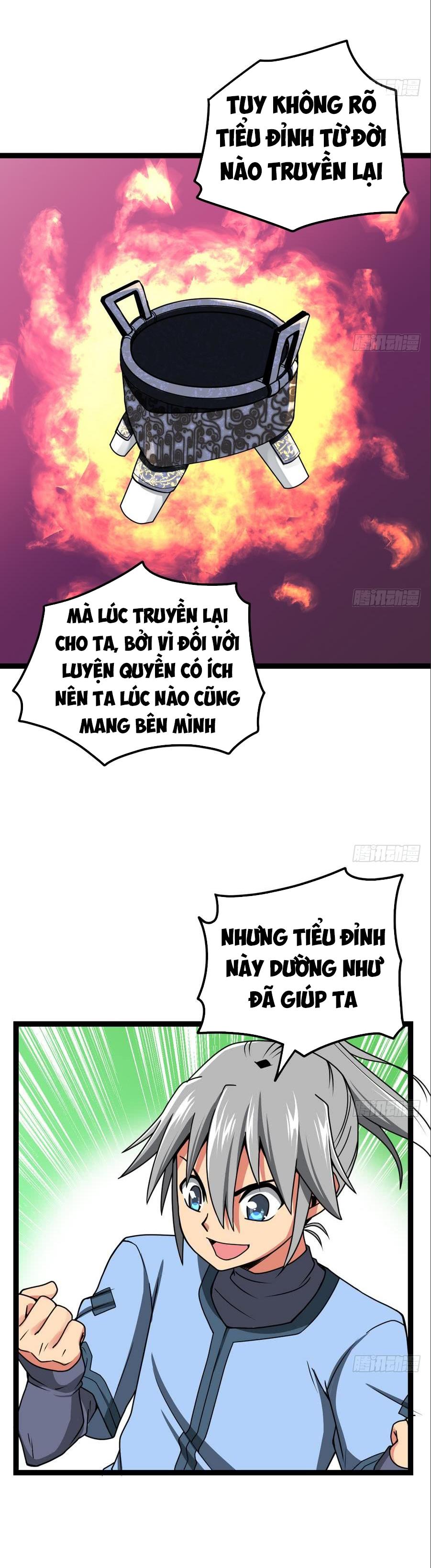 Kiếm Thần Tuyệt Thế Chapter 5 - truyenmh.com