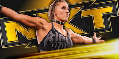 Rhea Ripley - Dakota Kai Match Announced For NXT