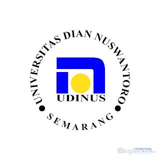 Universitas Dian Nuswantoro Logo vector (.cdr)