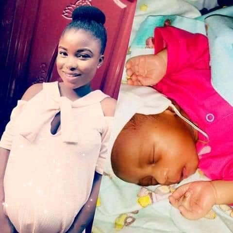 Friend mourns as lady who gave birth on Monday, celebrated her birthday on Tuesday, died on Wednesday