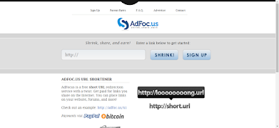 Adfocus Review : share links get paid In Hindi