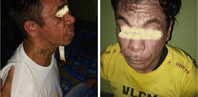 Polisi Amankan Dua Orang Pengguna Narkobatika Jenis Sabu Di Luwu Timur