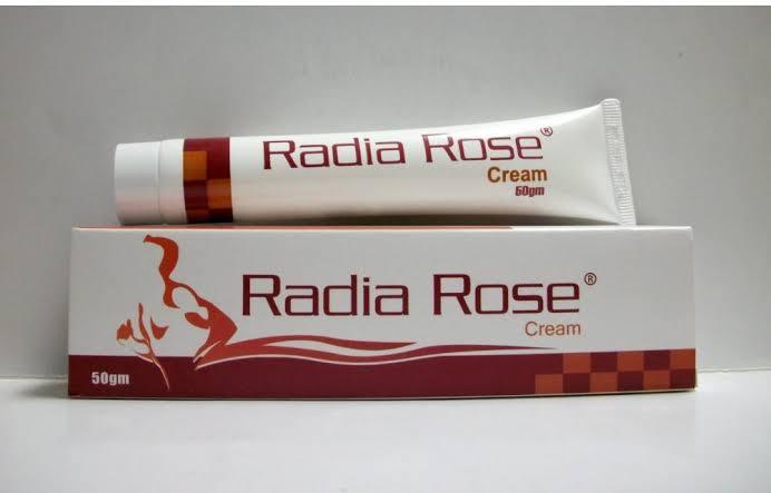 سعر ودواعى إستعمال كريم راديا روز Radia Rose مسكن للالام