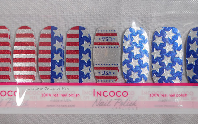 Lacquer or Leave Her!: Review: Incoco American Sweetheart ...