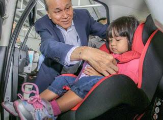 Safety Child Proton Saga SV
